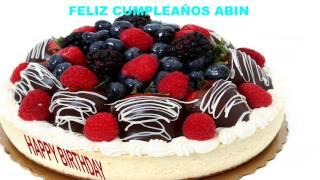 Abin   Birthday Cakes