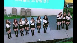 우주소녀 (WJSN) WJ STAY?발매기념 팬사인회 4K 직캠,190206 (소니AX700촬영)
