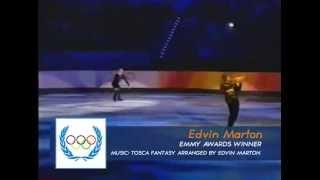 Evgeni Plushenko - Edvin Marton- Olympic Gala 2006