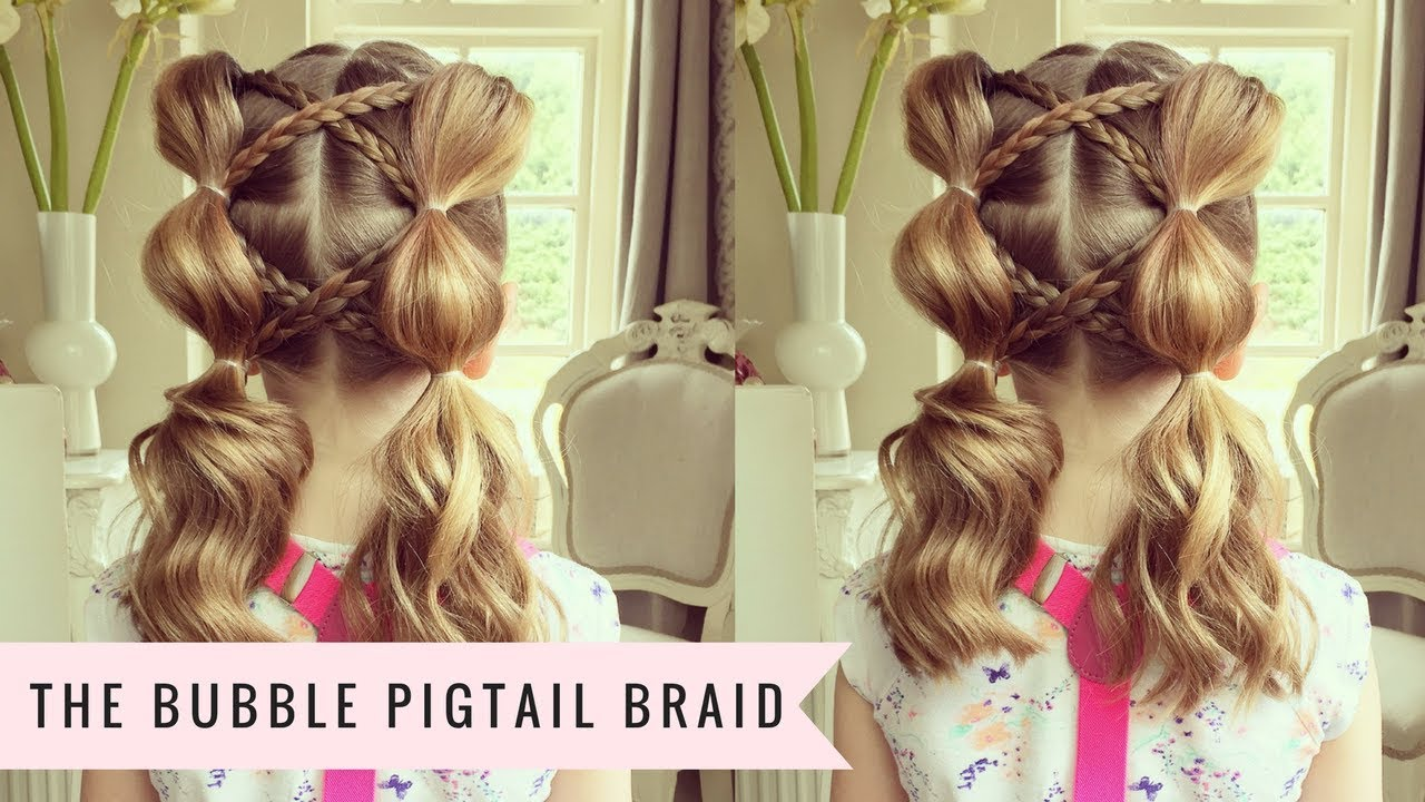 HD wallpapers pigtail hair style