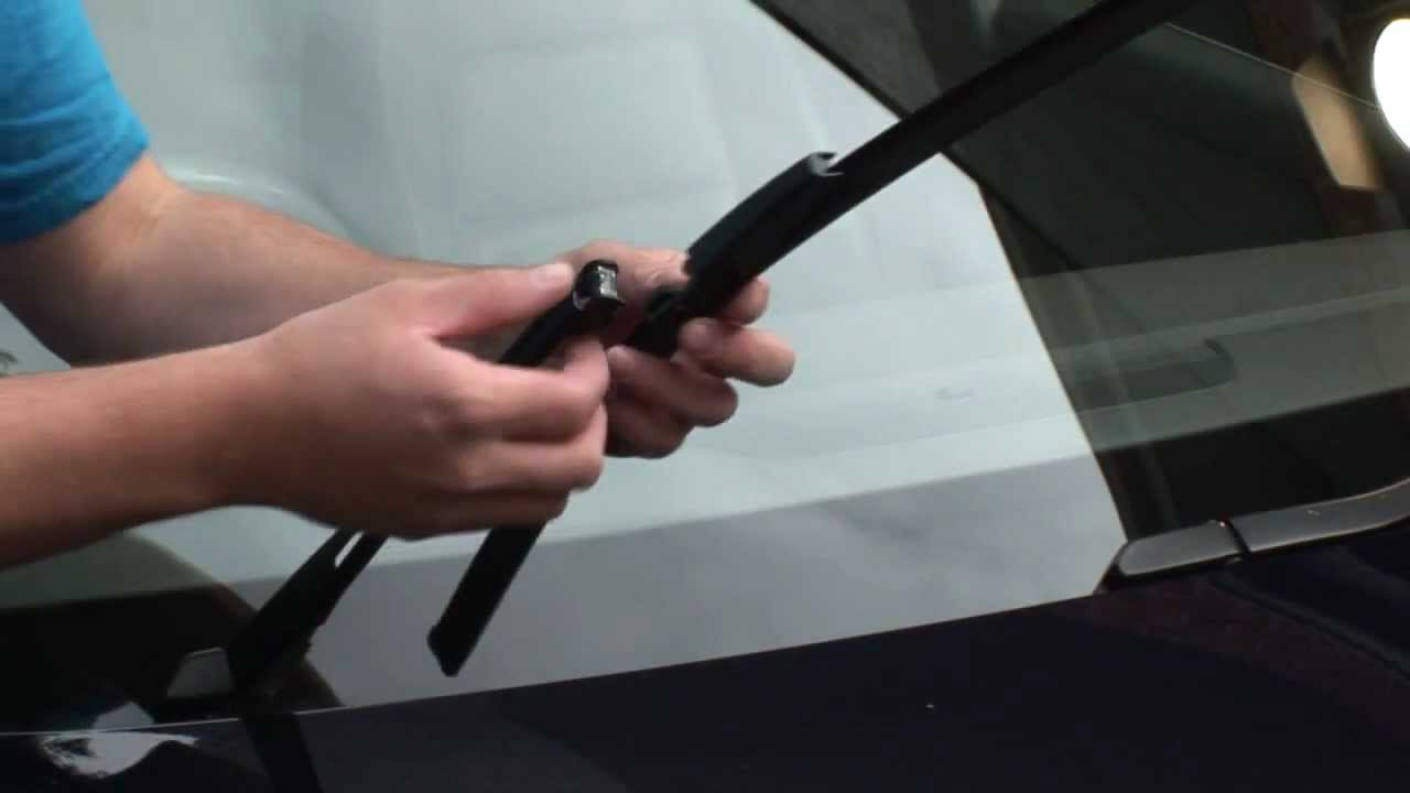 wipertech truefit aeroflex how to install slide clip wiper blades rh youtube com 2008 Audi A4 2014 Audi A4
