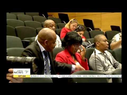 A forensic report into alleged procurement irregularities