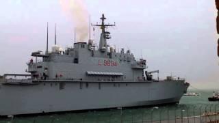SAN GIUSTO (assalto anfibio) Marina Militare Venezia 16/10/2015