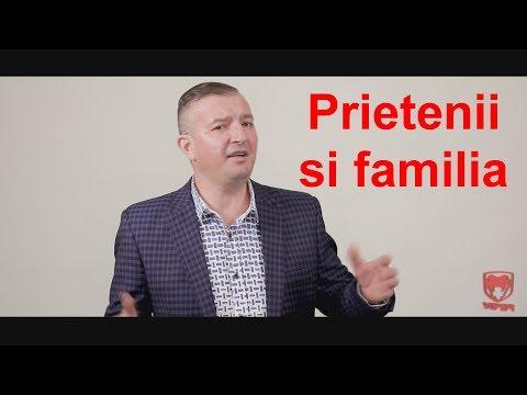 Calin Crisan - Prietenii si familia (video oficial) 2019