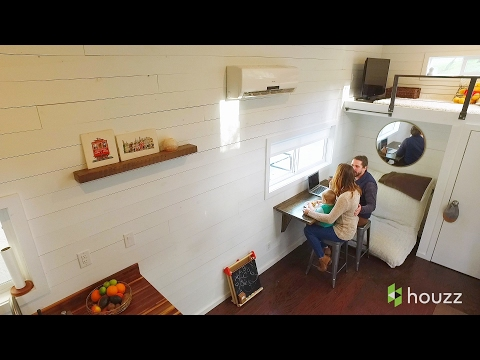 A Tiny-House Family's Big Adventure