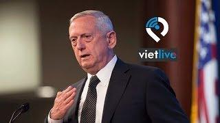 Bộ trưởng Quốc phòng Jim Mattis lại đến Việt Nam để làm gì?