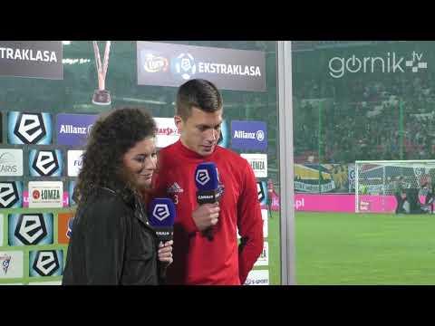 Kulisy meczu: Górnik Zabrze 2 - 2 Śląsk Wrocław (16-09-2017)