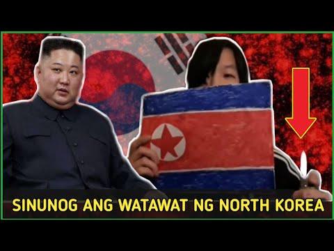KIM JONG UN & JITLER ANG PAGSIRA  SA WATAWAT NG NORTH KOREA