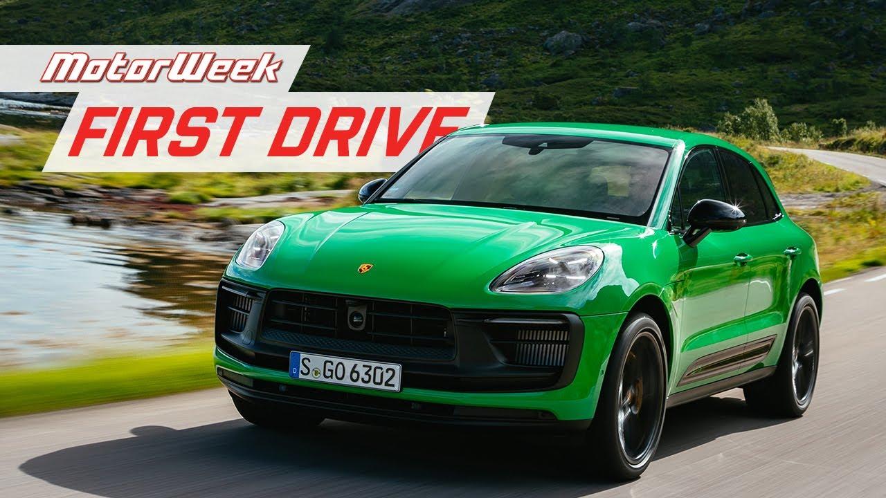 Download 2022 Porsche Macan   MotorWeek First Drive