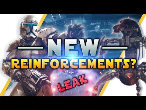 LEAK UPDATE: New Reinforcements Hinted (Droideka) For Large Scale Mode - Battlefront 2 thumbnail