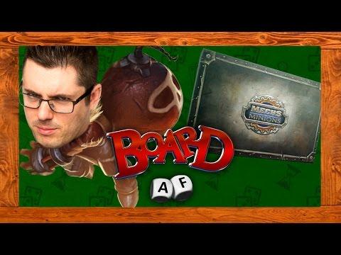 LEAGUE OF LEGENDS BOARD GAME (Board AF)