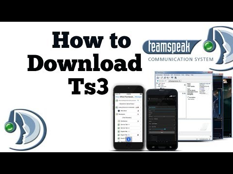 How To Download And Install Teamspeak3 In Android Hindi/Urdu