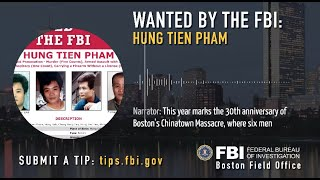 Vodcast: Wanted by the FBI - Hung Tien Pham