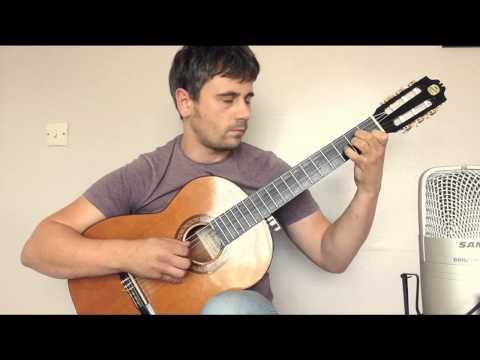 Fur Elise- Classical Guitar - Ash Wainman