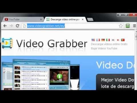bajar videos de youtube en linea