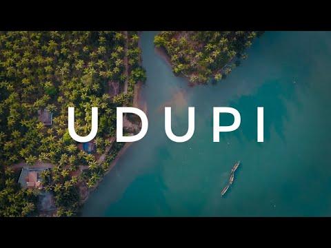 Udupi - I found Paradise by the Riverside || DJI Mavic Air || Droneshots