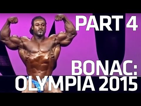 IFBB Pro William Bonac: The Road to Olympia. Part Four