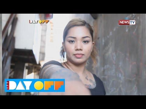 Day Off: Female tattoo artist, binigyan ng 'Day Off!'