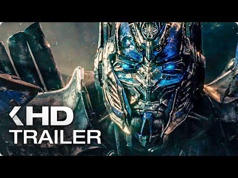 TRANSFORMERS 5: The Last Knight Trailer German Deutsch (2017)