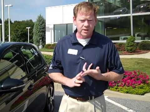 Checking Tire Tread-Steve White VW-Greenville SC