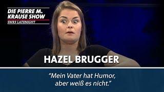 """Hazel Brugger über ihren Vater: """"Man nennt es auch Mental Illness"""""""