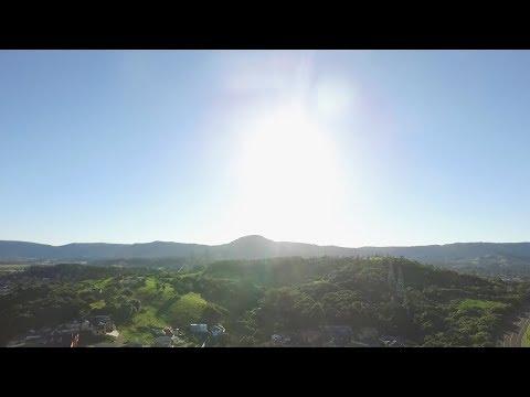 Что происходит с солнцем на этом видео??? Вопрос плоскоземельщикам.