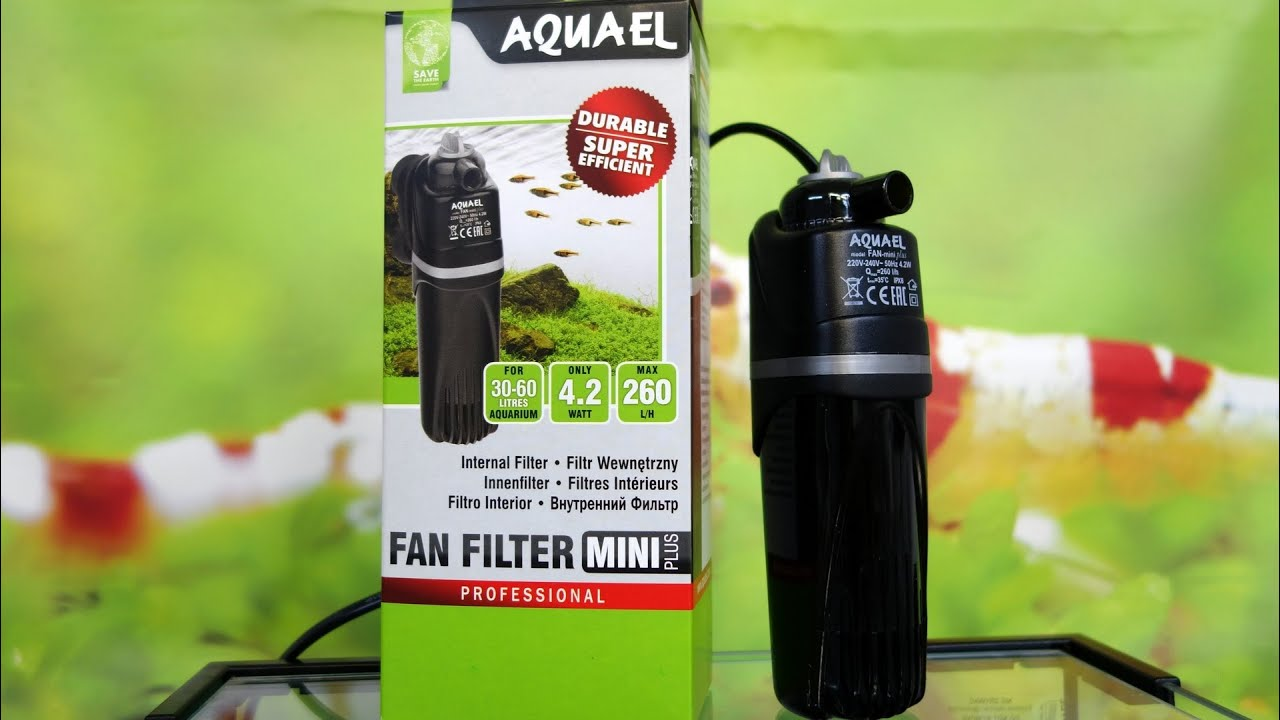 Aquael fan-1 plus инструкция