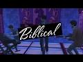 Клип в Sims 4 Tony Burns Данила Козловский Biblical mp3