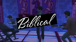 Клип в Sims 4 | Tony Burns/Данила Козловский – Biblical