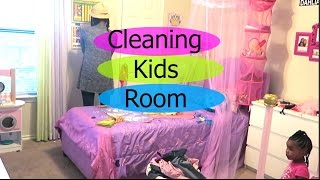 How to Clean Your Kids Room