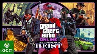 GTA Online: The Diamond Casino Heist