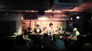 2013.8.10(sat)Deep Colors in Live Box PIPELINE 「ダークアイドケイジ...