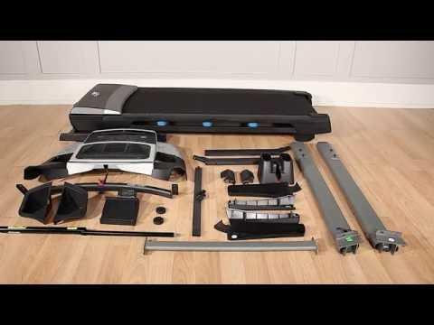 Assembly - NordicTrack Treadmill (Model 25046)