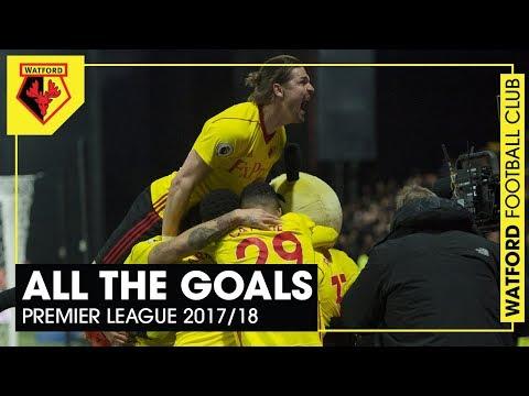 ALL THE GOALS ⚽ | Premier League 2017/18