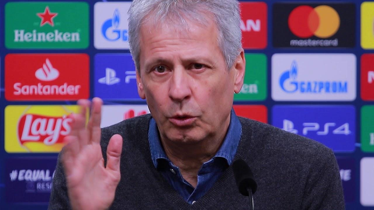 BVB-Trainer Lucien Favre über Axel Witsels Verletzung