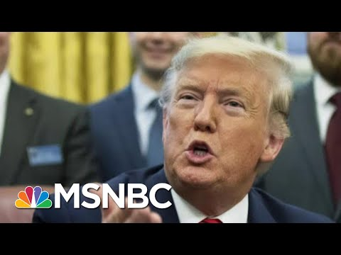 A Quid Pro Quo In Plain Sight? | Morning Joe | MSNBC