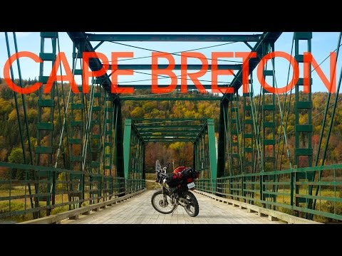 Stupid Mistakes in Cape Breton - MotoMaritimes 17