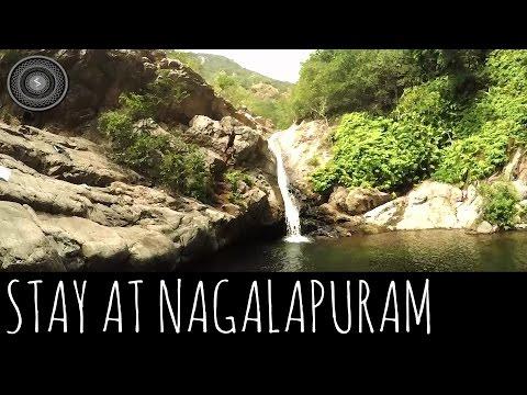 Stay at Nagalapuram Waterfalls   S!VA Puranam   #sivapuranam