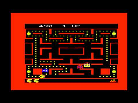 Ms. Pac-Man for the Commodore VIC-20 / Commodore VC-20