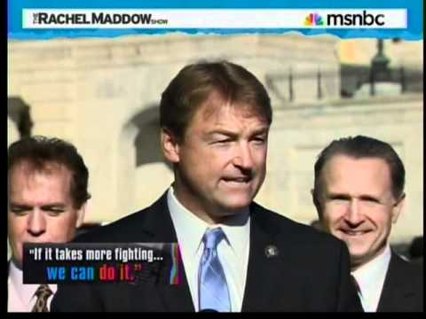 Maddow highlights Dean Heller
