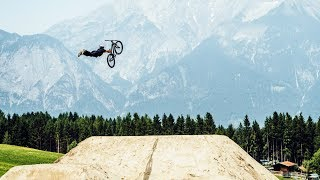 Szymon Godziek's final run at Crankworx Innsbruck 2017