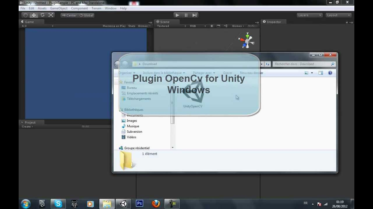RELEASED] OpenCV for Unity | Page 6 - Unity Forum