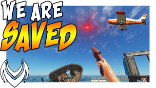 Stranded Deep | HOW TO GET RESCUED?