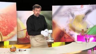 видео Чай ПуЭр в мандарине