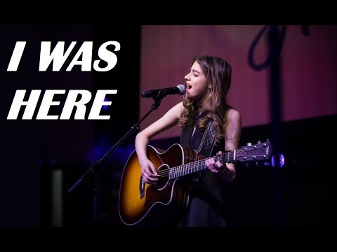 I Was Here (Lady Antebellum) - Cover by Hailey Benedict  - 2017 Global Woman of Vision