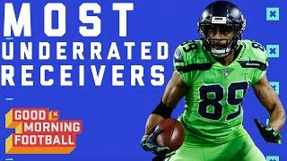 Who is the Most Underrated Wide Receiver in the NFL? | NFL Network