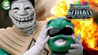 Chroma Squad - Sou Um POWER RANGER Nesse Game BRASILEIRO | PC Gameplay PT-BR Português