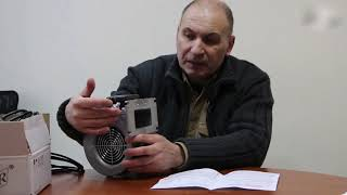 видео вентилятор для пиролизного котла