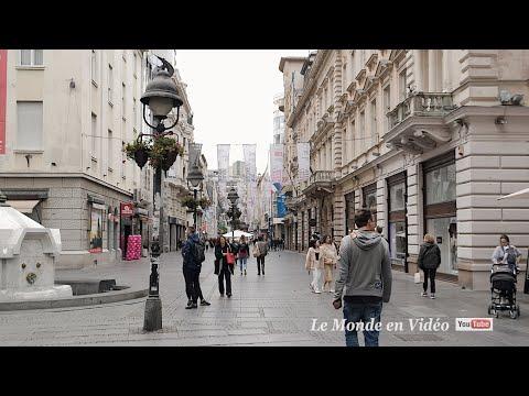 Belgrade city tour , Serbia in Ultra 4K