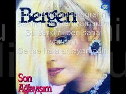 Bergen - Elimde duran fotografin 1994